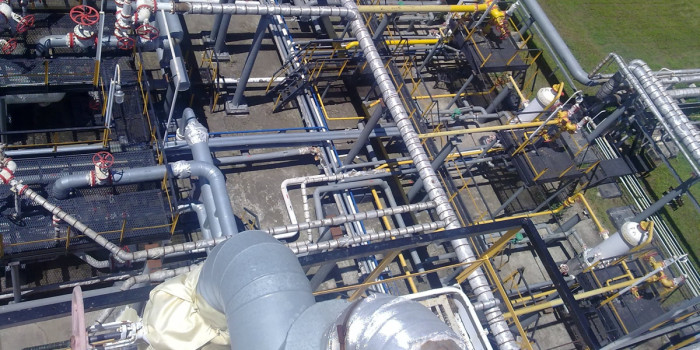 Process and Piping Design Great Yarmouth